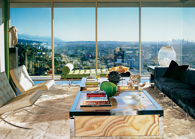 Interdesign_sir_elton_john_ AD_Los Angeles Home 1