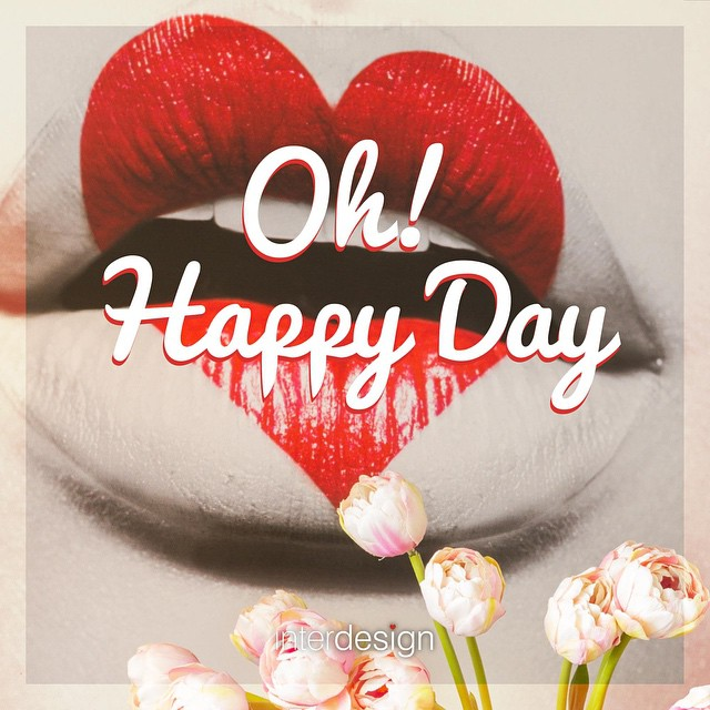happyday interdesign love