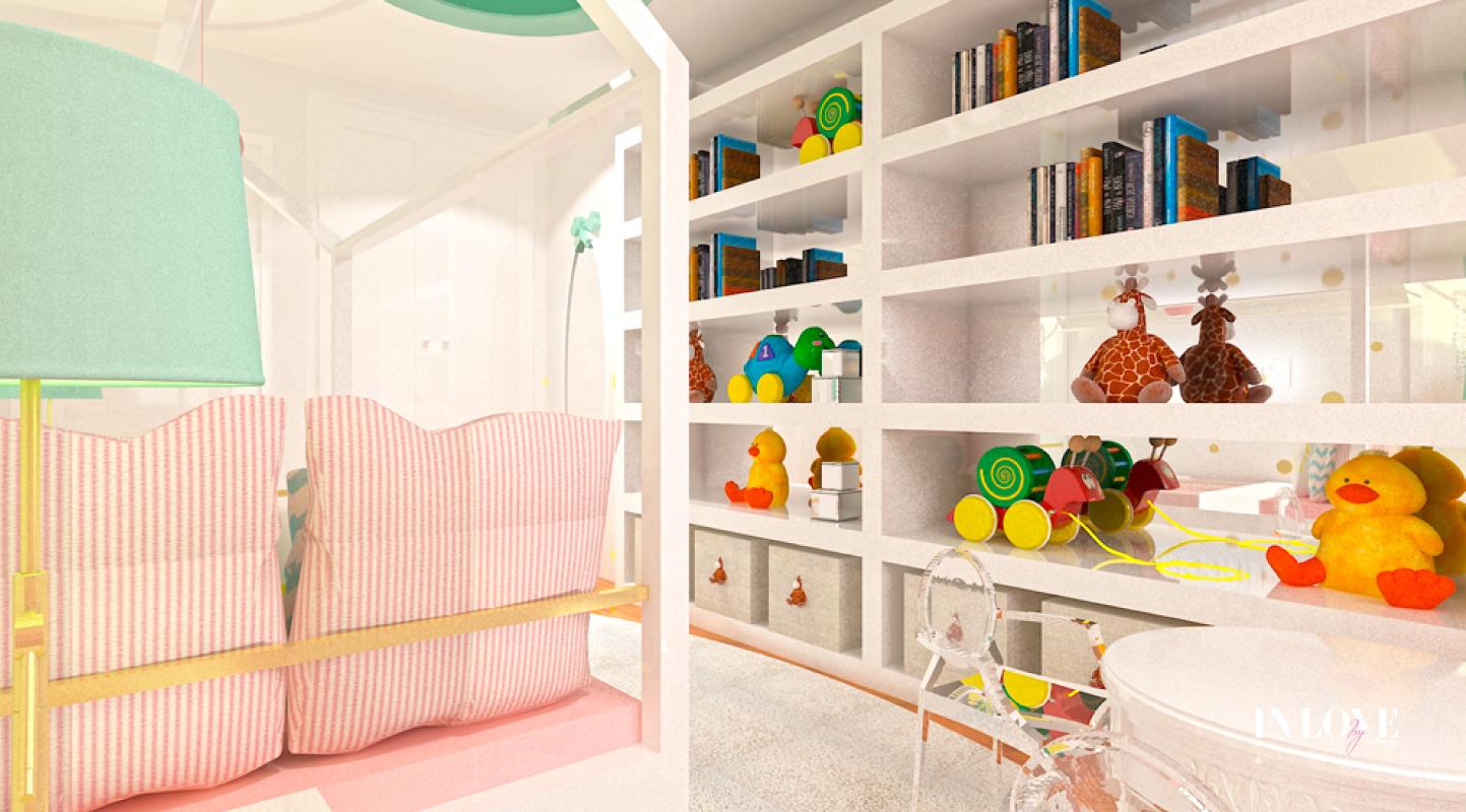 Help - O quarto de uma pequena princesa! A Princesa M3