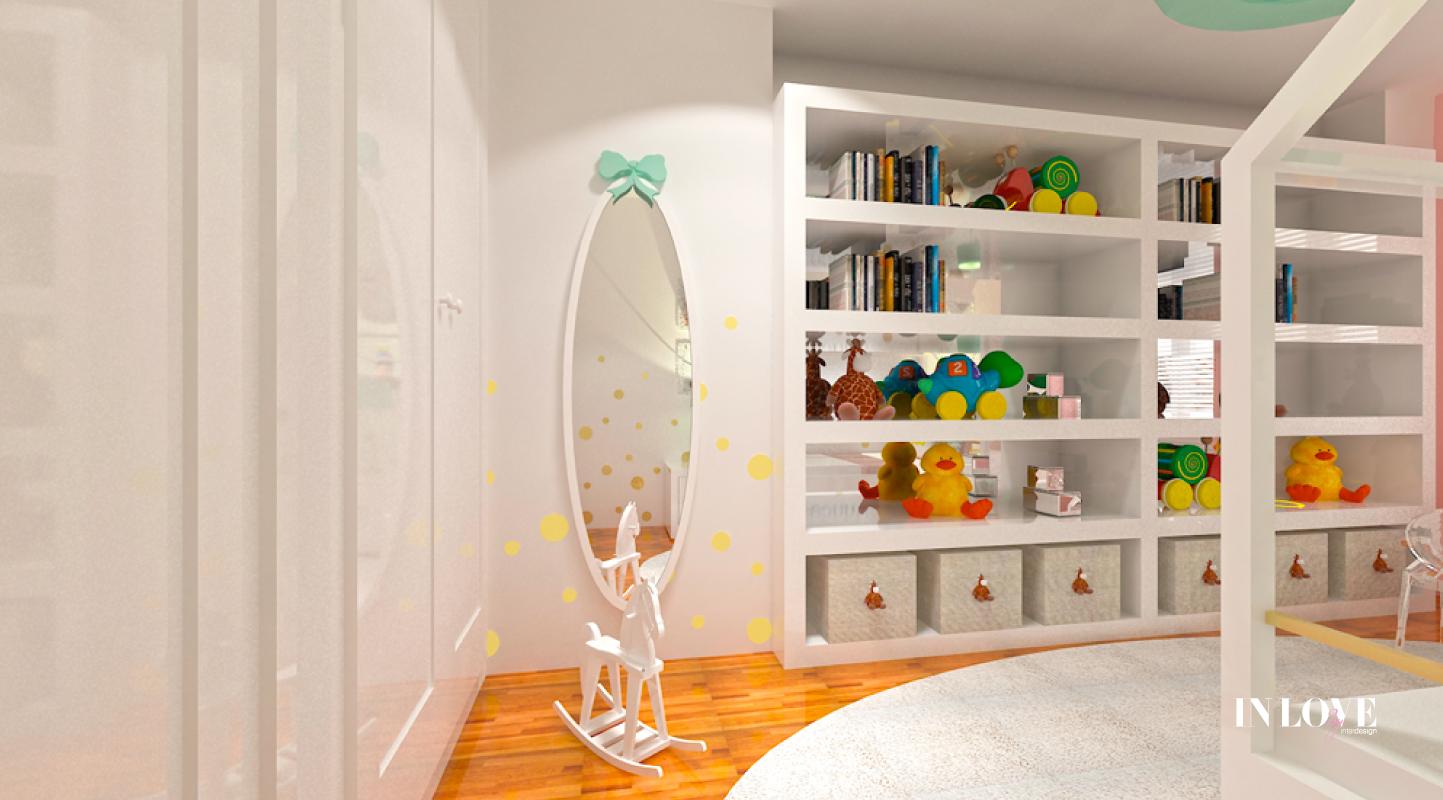 Help - O quarto de uma pequena princesa! A Princesa M5
