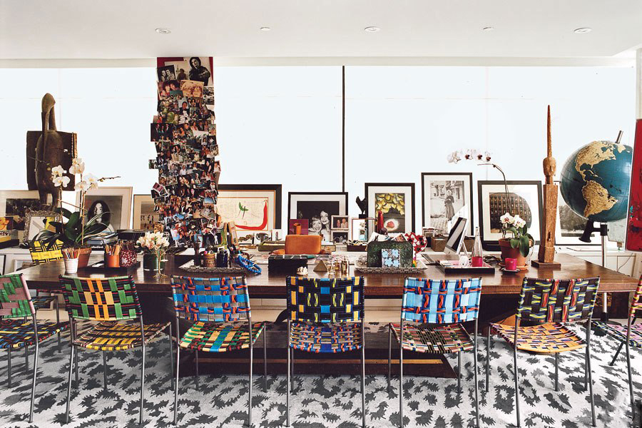 diane-von-furstenburg-new-york-apartment-interdesign