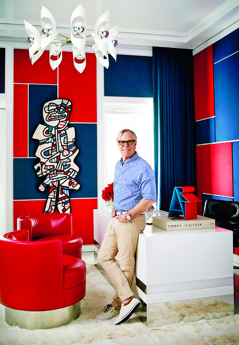 projects we love dee and tommy hilfiger in love by interdesign. Black Bedroom Furniture Sets. Home Design Ideas