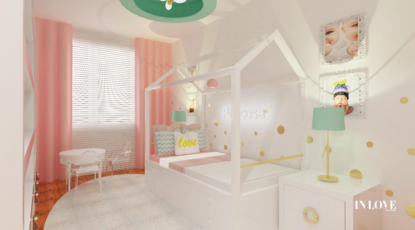 Help - O quarto de uma pequena princesa! A Princesa M2