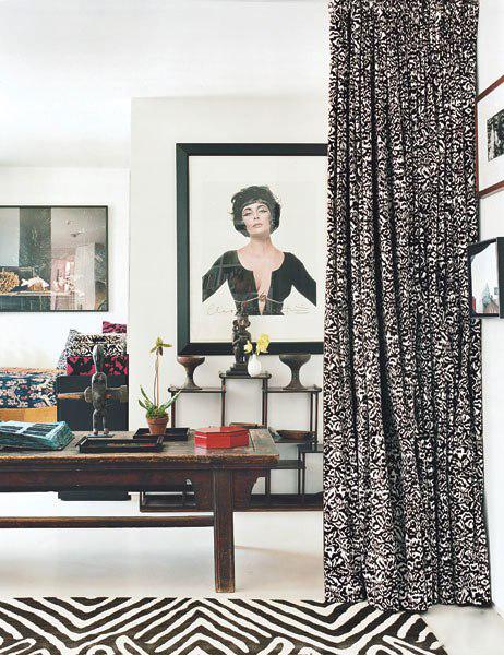 diane-von-furstenburg-new-york-apartment- interdesign